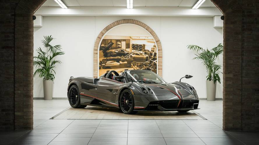 Most Expensive Lease Ever Gets You Pagani Huayra For $25K A Month