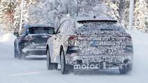 Audi SQ8 2018 fotos espía