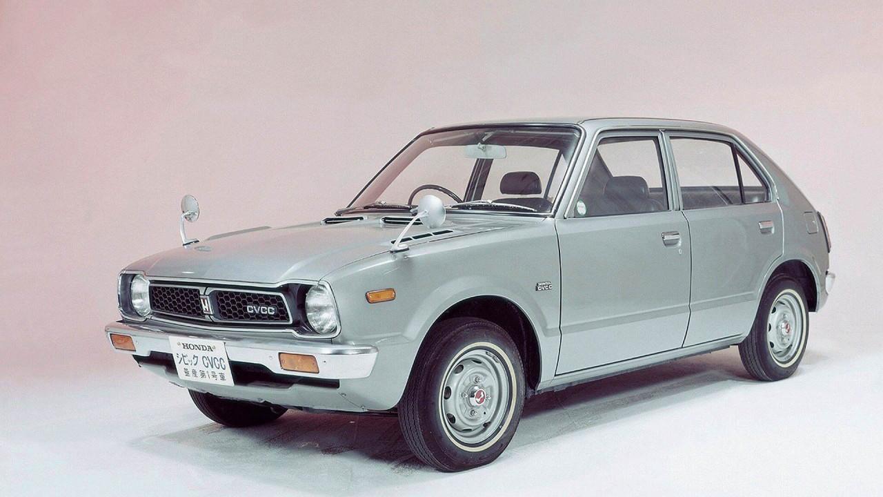 Honda Civic (1972): der Aufstieg Japans