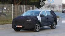 Hyundai Tuscon spy photo