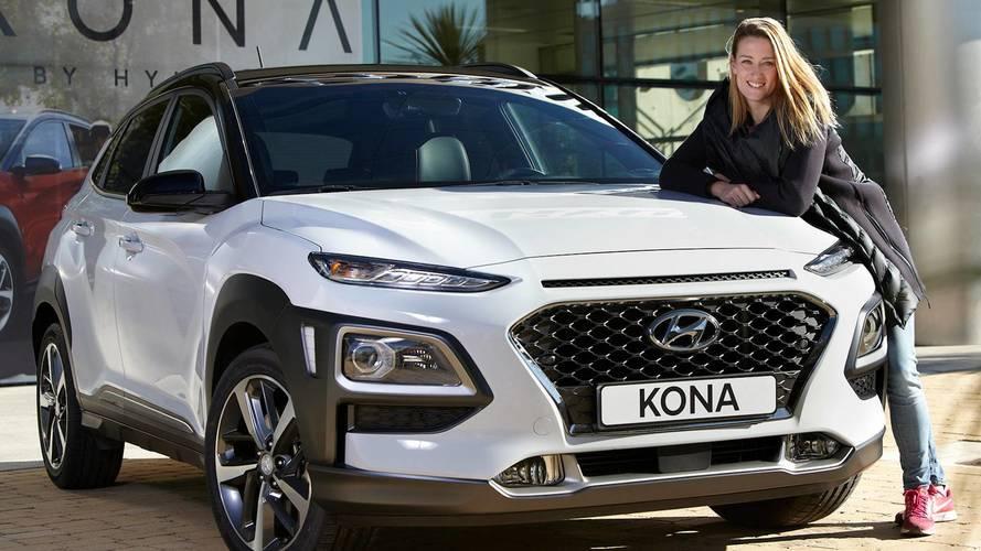 El Hyundai KONA 2018 presume de embajadora en España: Mireia Belmonte