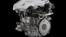 Diesel engine, Volvo S40 D5/V50 D5