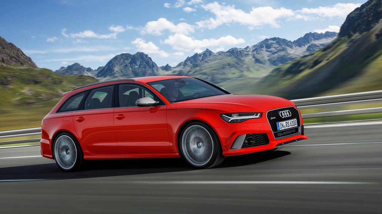 5. Audi RS 6 Avant Performance : 3,7 secondes