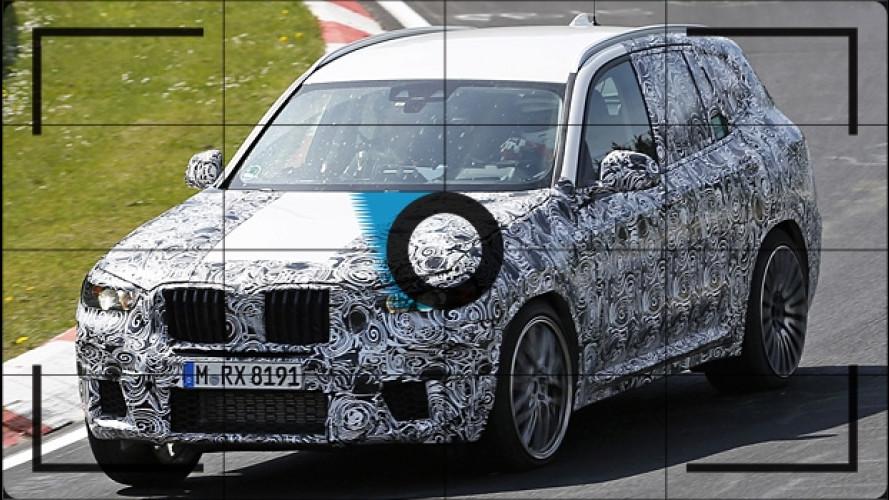 Nuova BMW X3, in arrivo la M