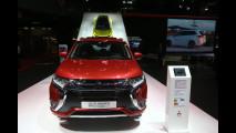 Mitsubishi al Salone di Parigi 2016