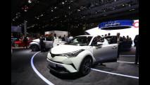 Toyota al Salone di Parigi 2016