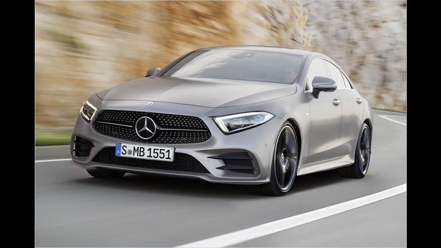Das ist der neue Mercedes CLS