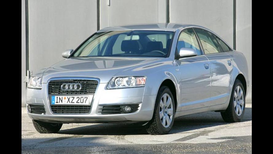 Audi A6 2.0 TDI: Preiswert, elegant und durchzugsstark