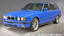 Une rare BMW M5 e34 Touring mise en vente à 130'000 dollars