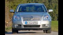 Test Toyota Avensis 2.4
