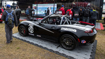 Halfie Mazda MX-5 Miata Race Car