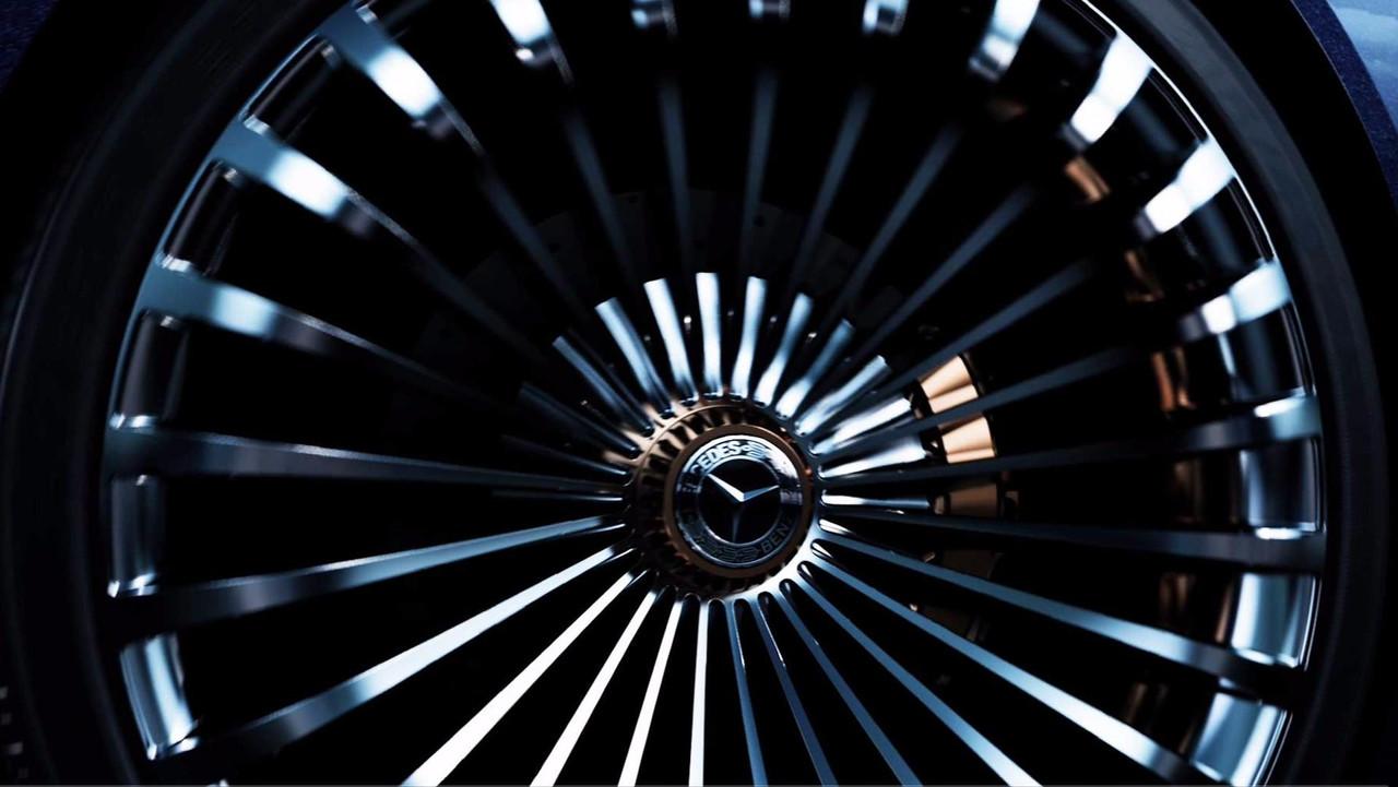 Mercedes-Benz Vision Teaser