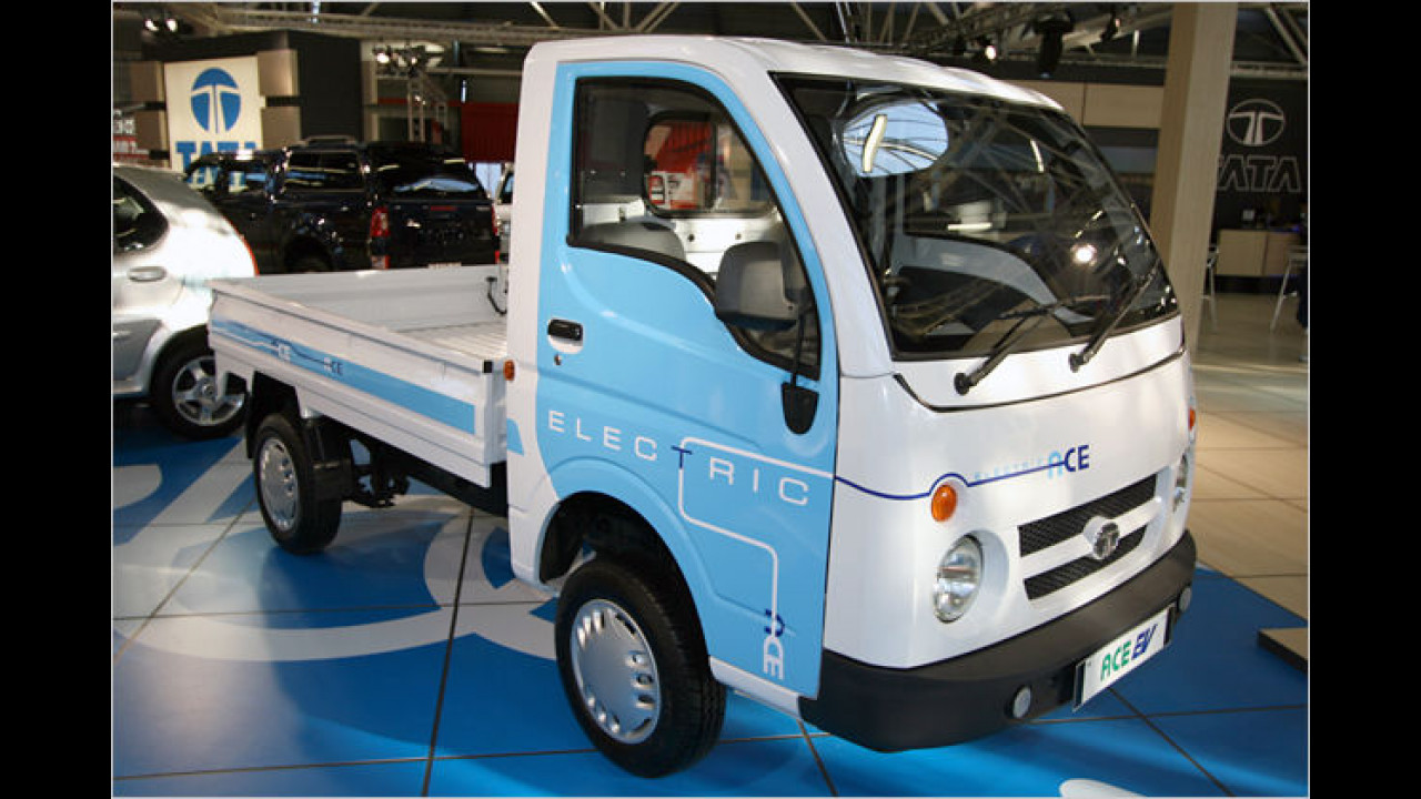 Tata ACE Electric