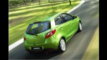 Serienstart des Mazda 2