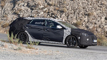 Hyundai i40 Cw 2018 fotos espía