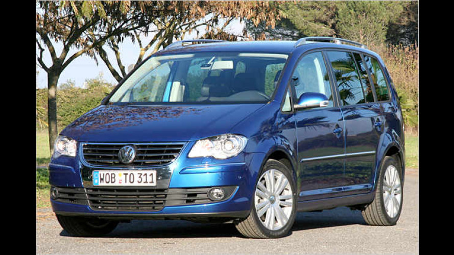 Jetzt am Start: Neuer Top-Benziner für den VW Touran