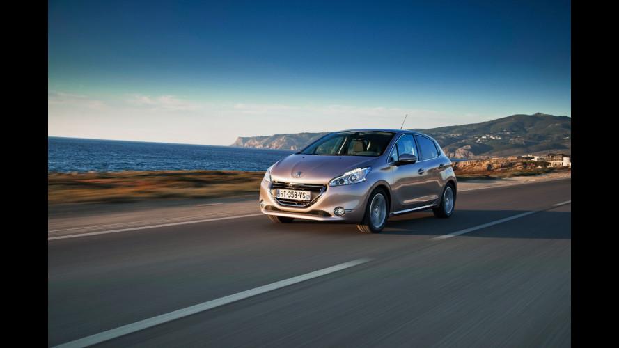 Peugeot 208: i prezzi