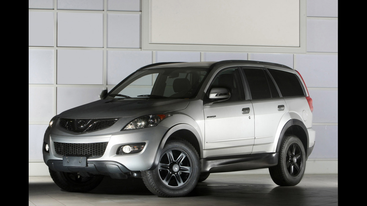 Great Wall Hover 5 Sport