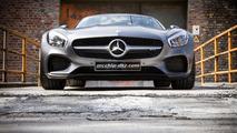 Mercedes-AMG GT by MCCHIP-DKR