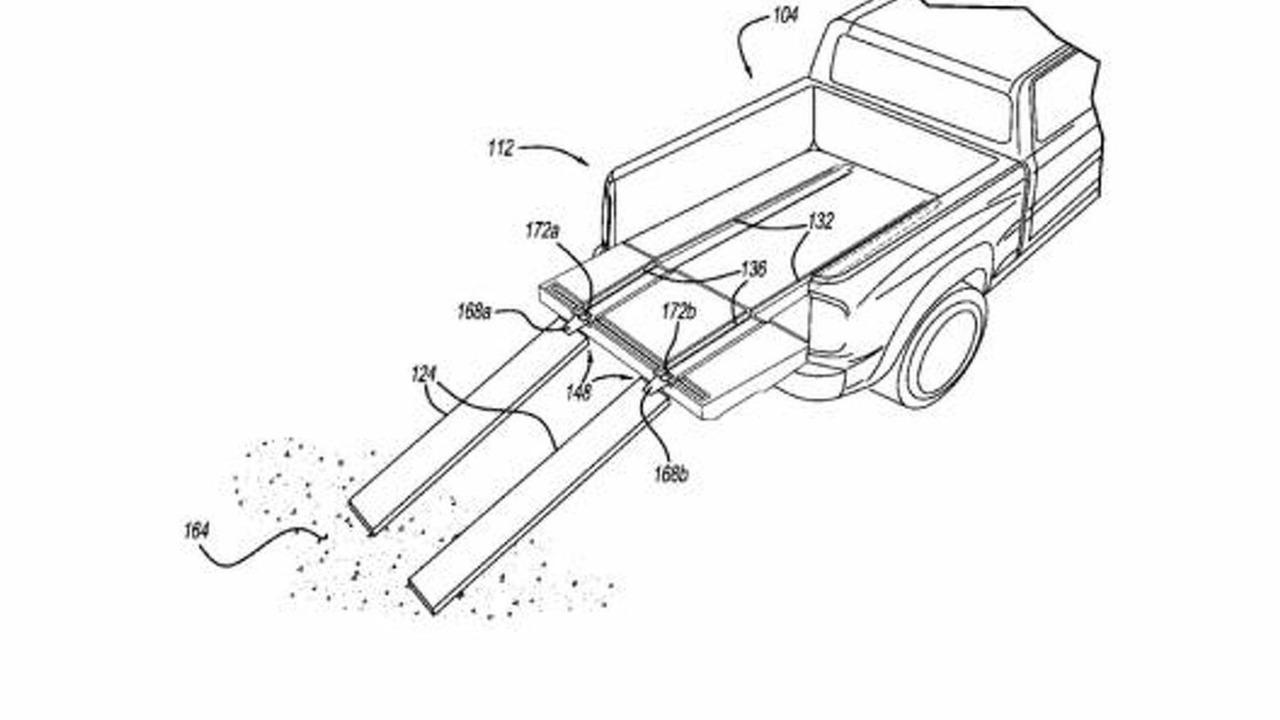 Ram integrated ramp patent