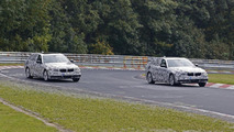 Next-gen BMW 5-Series Touring hits the Ring for another spy photo session
