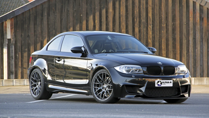 BMW 1 Series M Coupe with 564 hp is tuning done right
