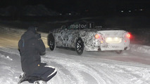 BMW Z5'in ilk casus fotoğrafları