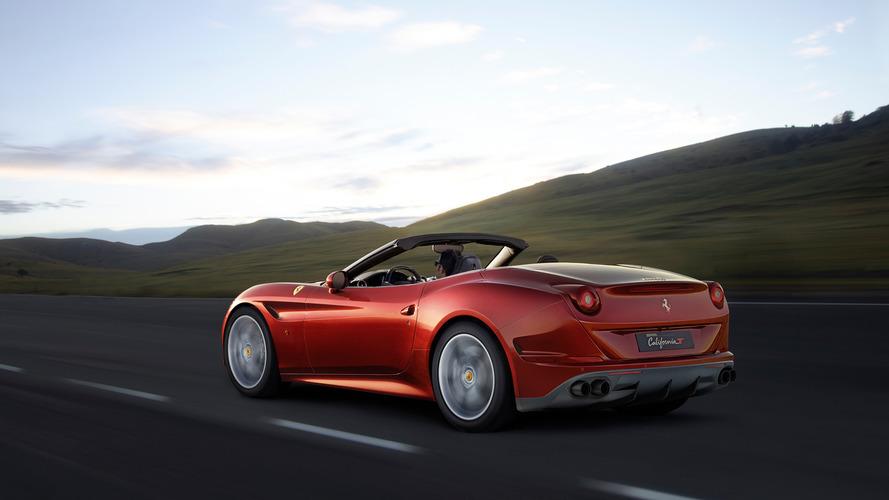 Ferrari - La remplaçante de la California T prévue pour Francfort ?