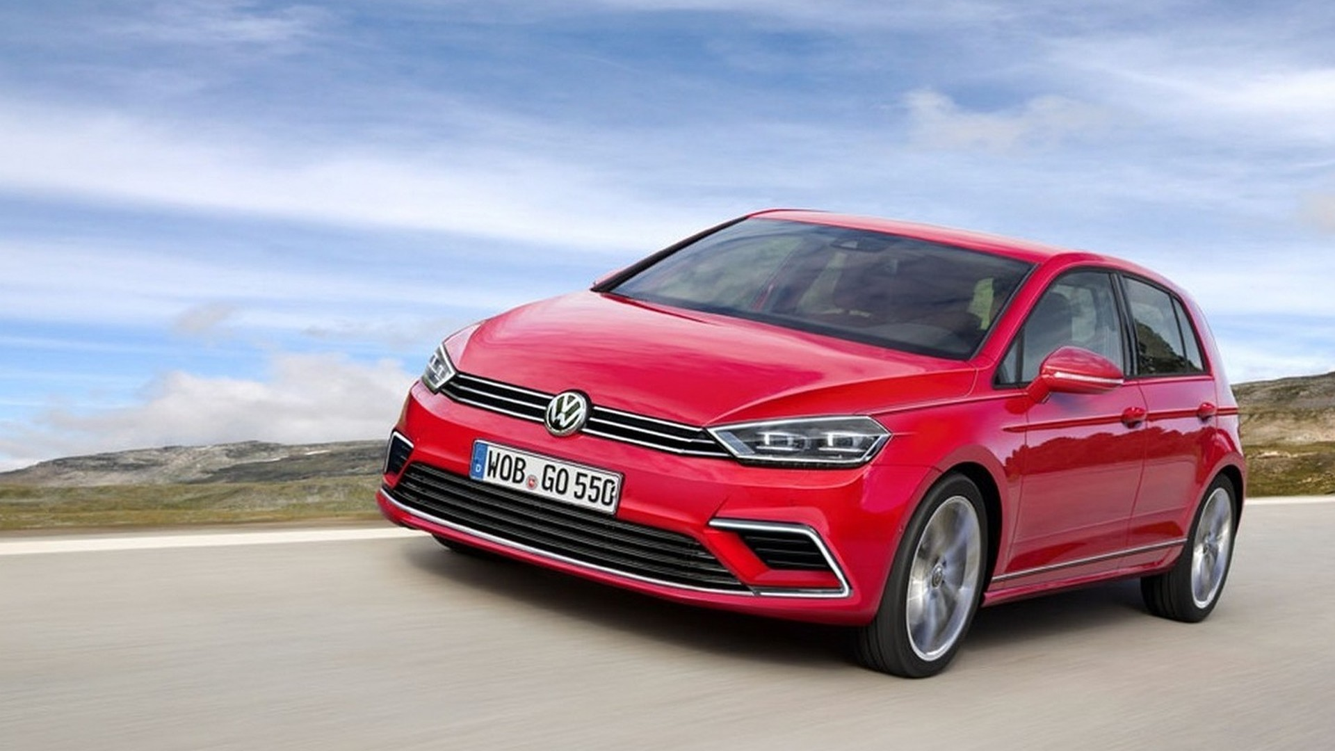 volkswagen golf viii rendered ahead of late 2016 launch. Black Bedroom Furniture Sets. Home Design Ideas