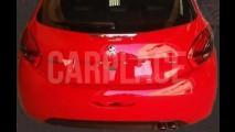 Flagra! Novo Peugeot 208 GT com motor 1.6 turbo é pego sem disfarces