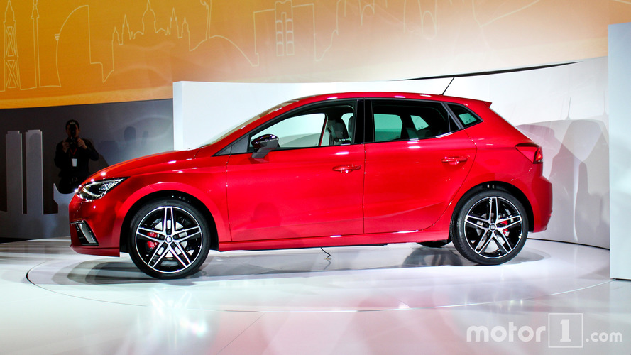 Seat Ibiza 2017 Nos Photos De La Pr 233 Sentation Officielle