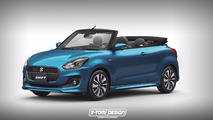 Suzuki Swift Cabrio