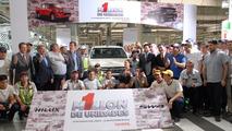 Toyota 1 milhão