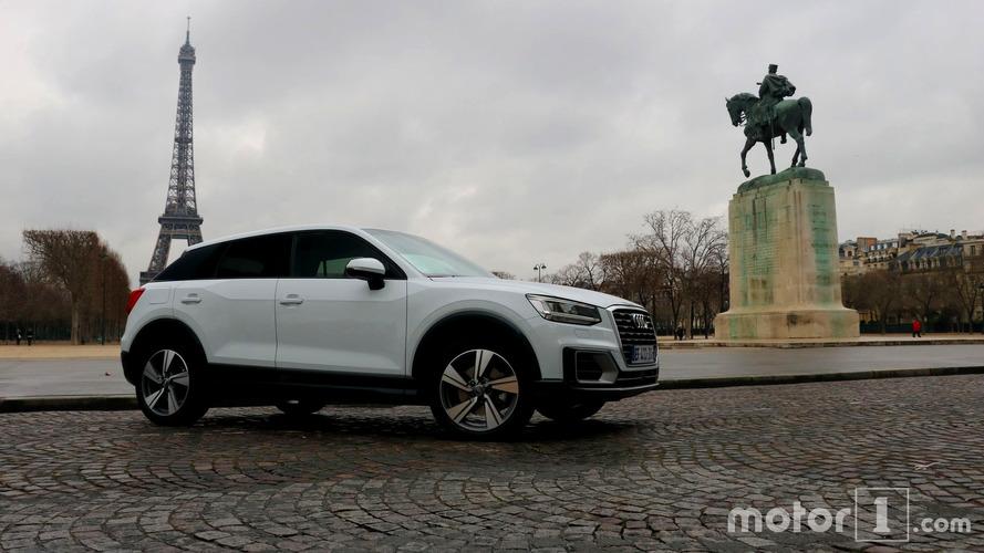 Essai Audi Q2 1,4 litre TFSI 150 S tronic