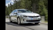 Kia Optima híbrido é lançado com 204 cv para encarar BMW, Audi e Mercedes