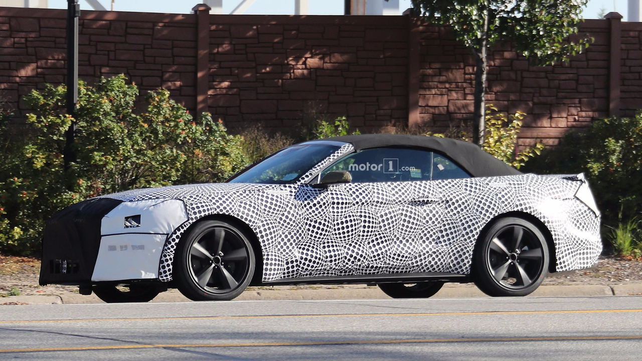 2018 Ford Mustang flagra