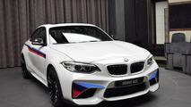 BMW M2 M Performance kiti