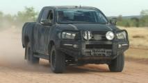 Segredo: nova Toyota Hilux chega ao Brasil ainda neste ano