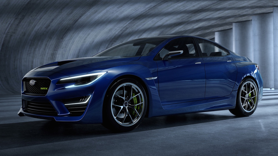 Novos Subaru WRX e STI só chegam em 2020
