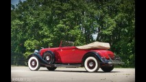 Lincoln KB 5-Passenger Convertible Coupe