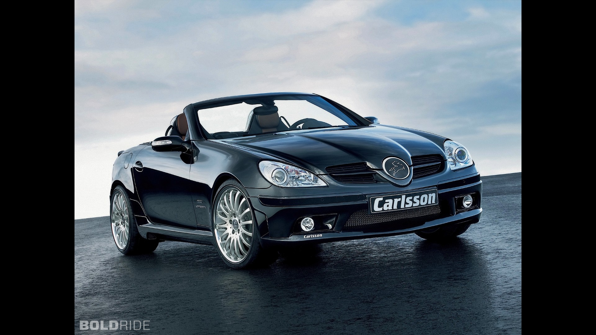carlsson ck35 mercedes benz slk 350. Black Bedroom Furniture Sets. Home Design Ideas