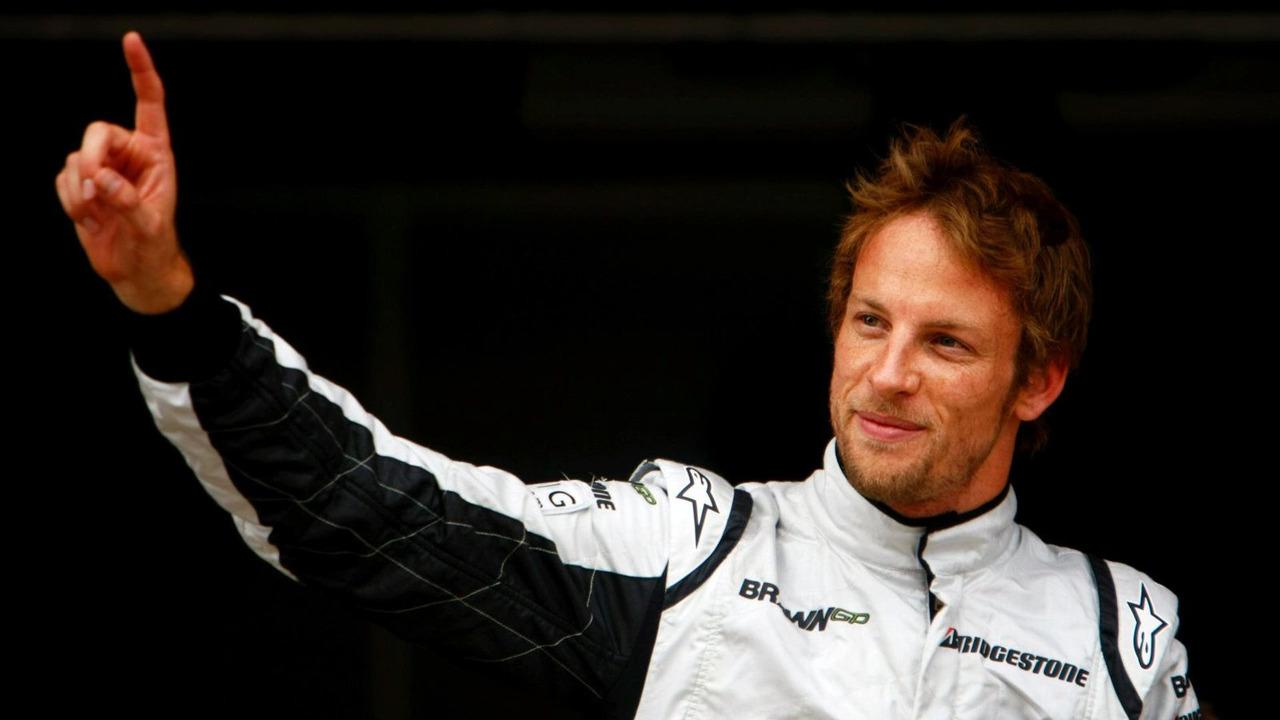 Jenson Button, Qualifying, Spanish grand prix 2009
