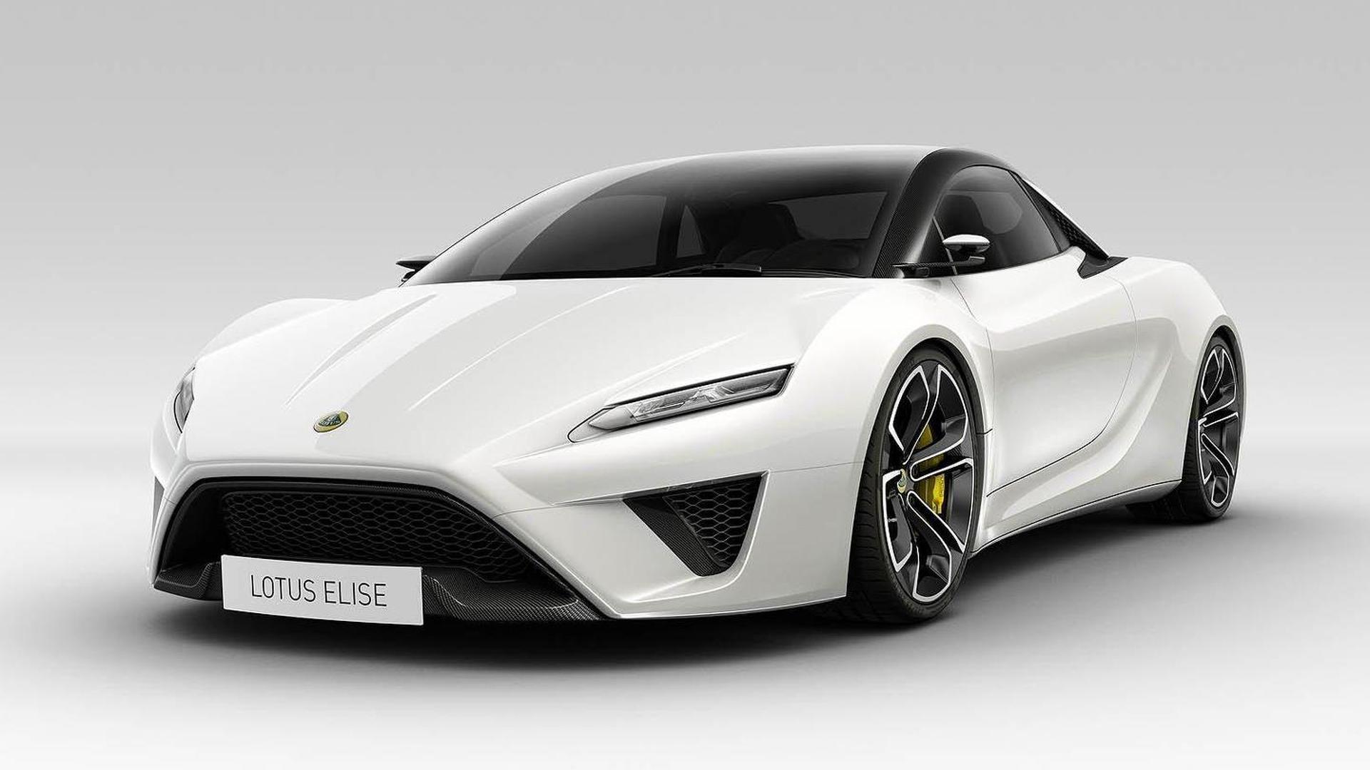 Next-gen Lotus Elise coming in 2020