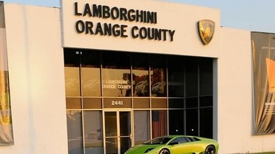 VW Suing California Lambo Dealership for Theft of $12 mil