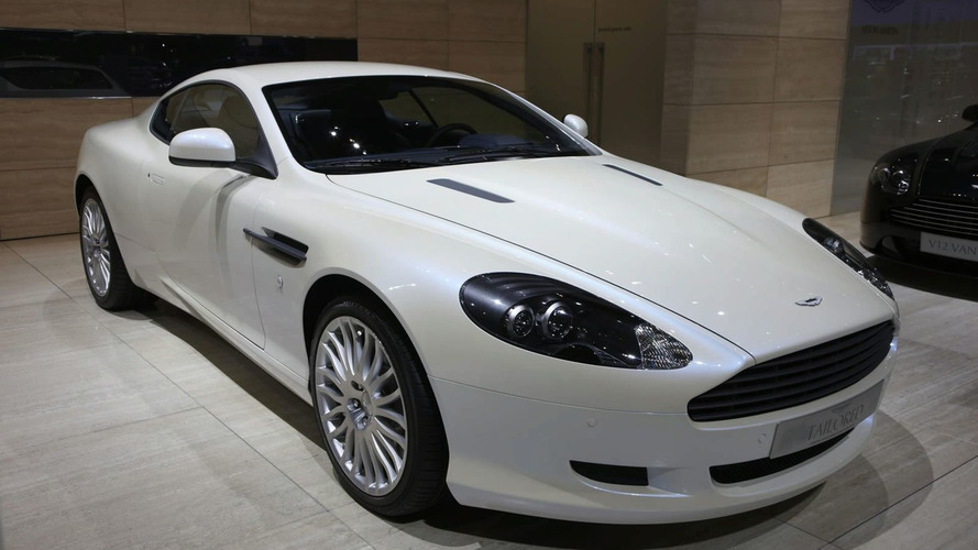 Aston Martin Debuts Two Special Editions in Geneva