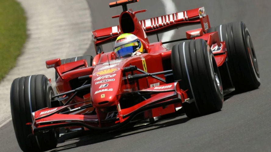 Massa to test 2007 F1 car this week
