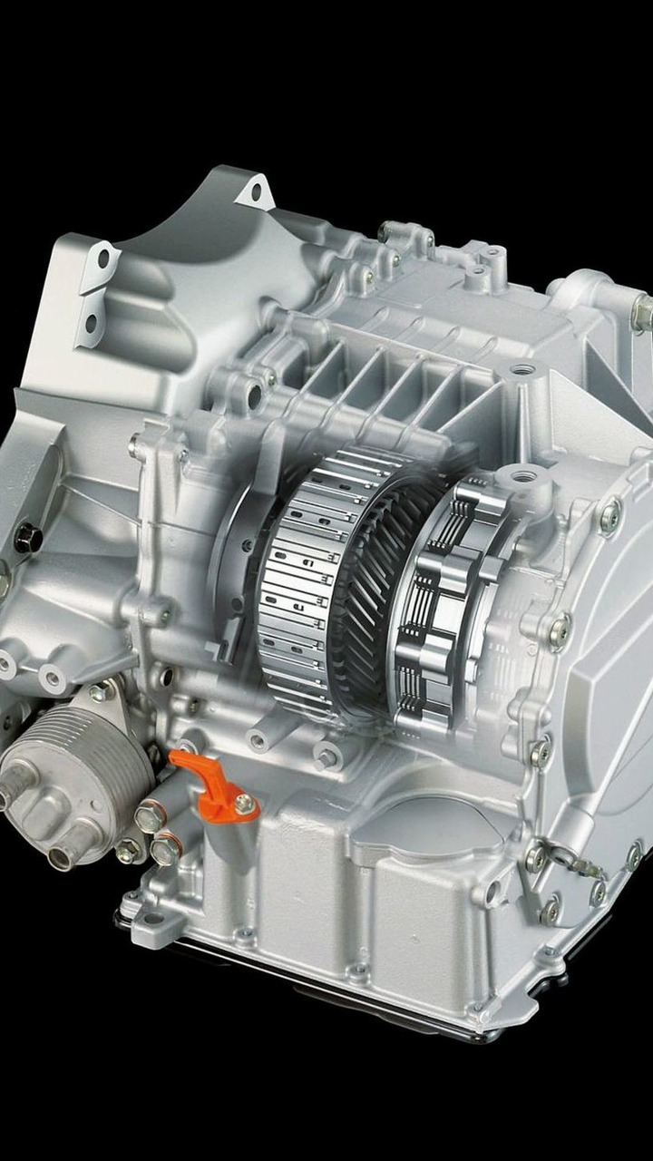 Mazda SKY-Drive transmission