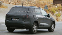 2011 VW Touareg Spy Photos 09.30.2009