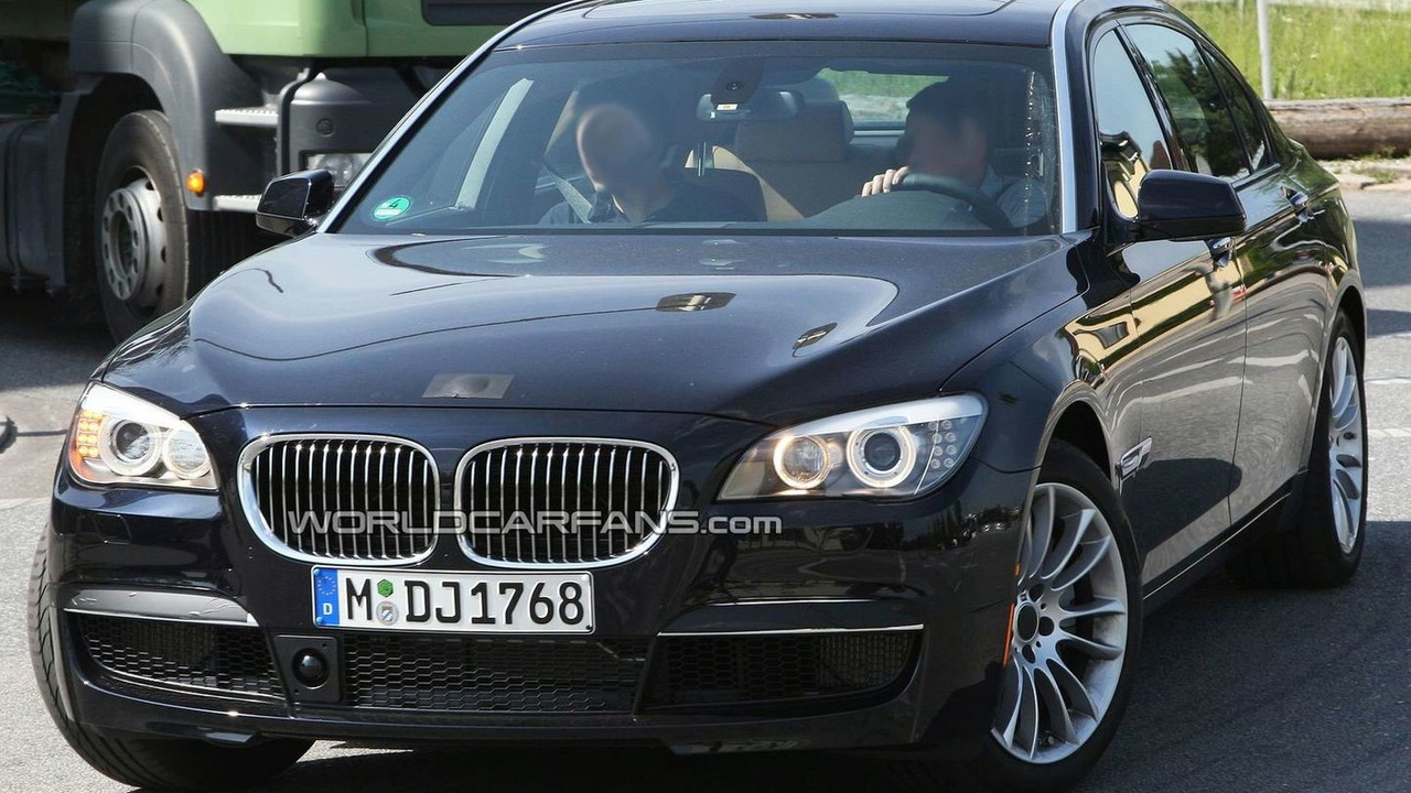 bmw 7 series m sport package spotted uncovered it 39 s no m7. Black Bedroom Furniture Sets. Home Design Ideas