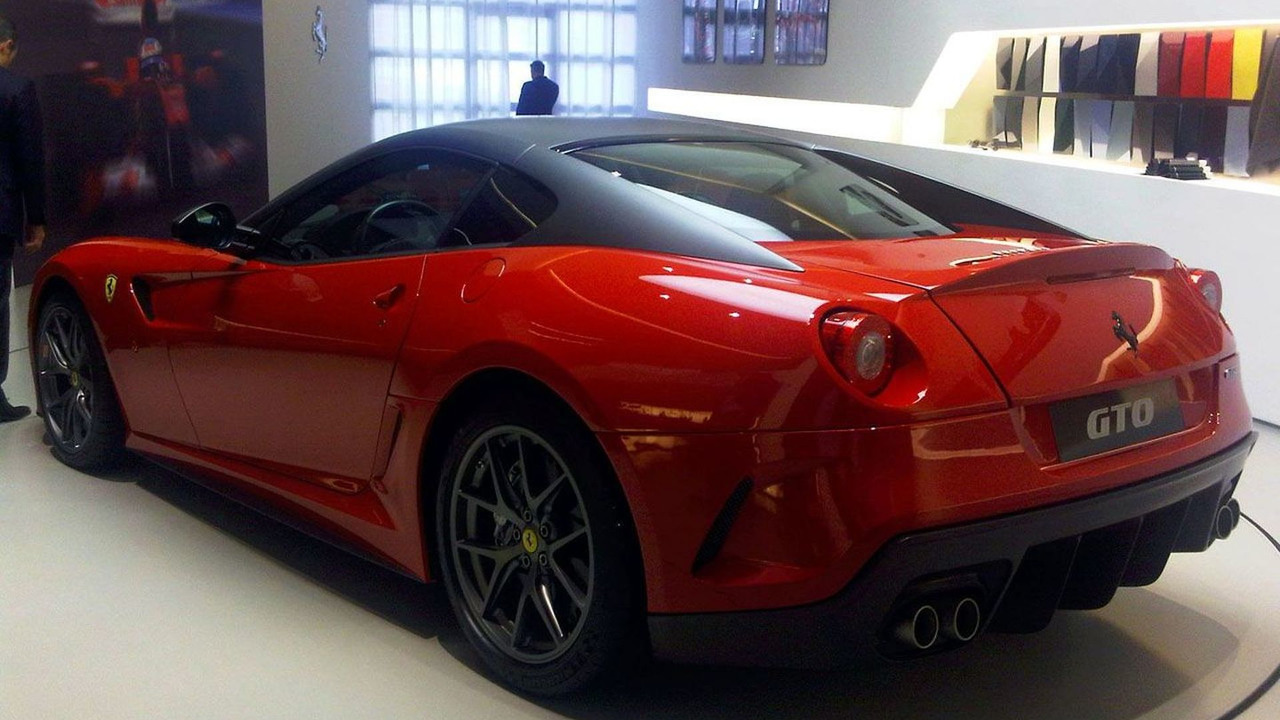 Ferrari 599 GTO Revealed in spy photos - 1280 - 26.03.2010